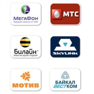 Операторы сотовой связи Тарумовки